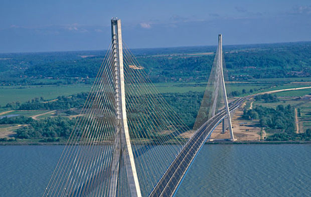 Le Pont De Normandie Fete Ses 20 Ans