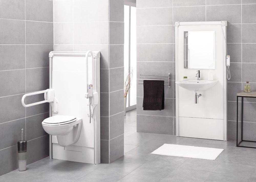 accessibilite des salles de bains