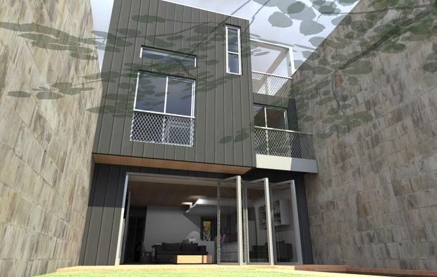 quatre mois pour construire une maison