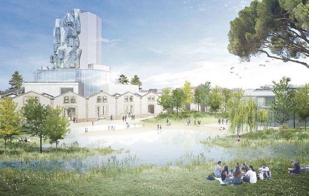 Arles : le parc des Ateliers sera livré en juin 2021