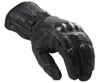 N'hésitez pas à investir dans des gants équipés de membranes étanches et respirantes. Photo : Motoblouz - Gants DXR Winter avec membrane 3M Thinsulate