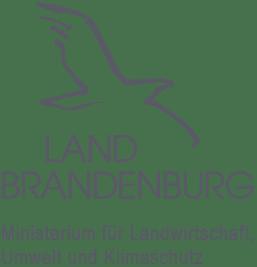 Logo Land Brandenburg – Ministerium für Landwirtschaft, Umwelt und Klimaschutz