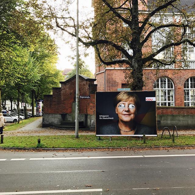 Merkel: Erfolgreich für Deutschland