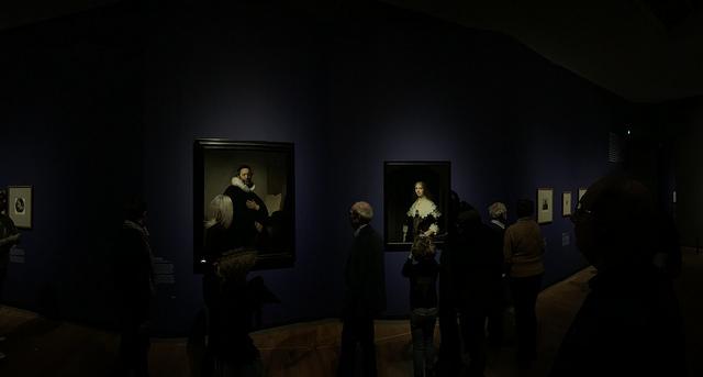 Johannes Wttenbogaert und Maria Trip im Portrait
