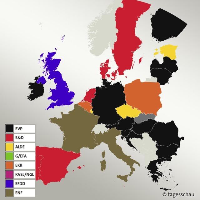 Europawahl-2019-EU
