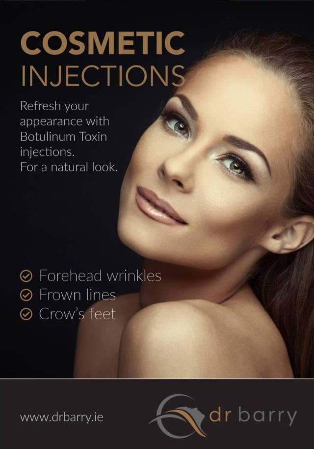 Anti-wrinkle Injections - Lemons Hair & Beauty Salon