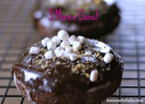 SMores Donut