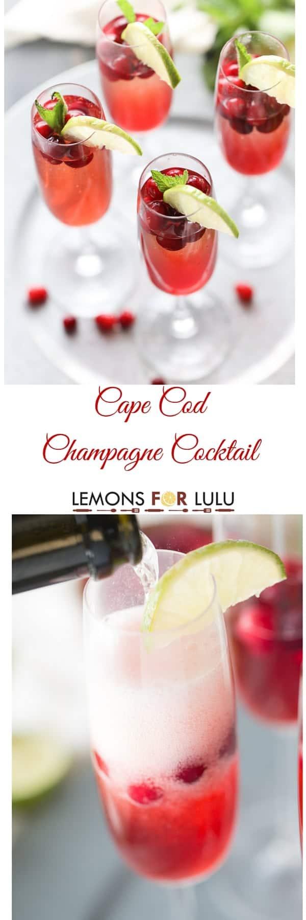 Cape Cod cocktail title image