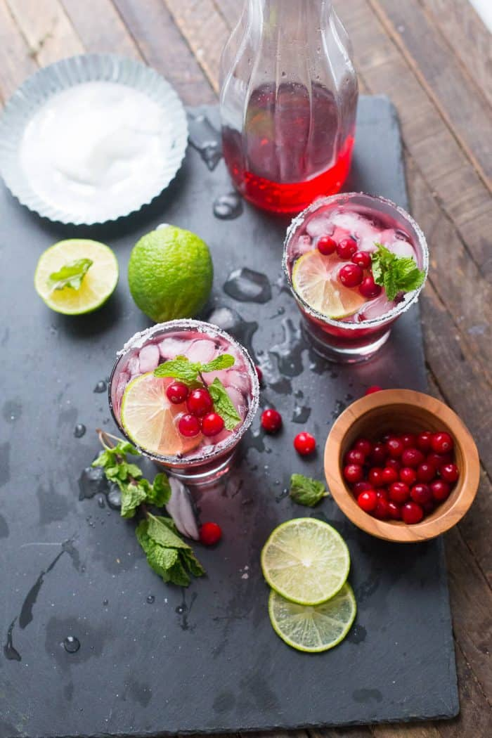 This festive daiquiri makes plenty for a crowd; it's perfect for your next party!