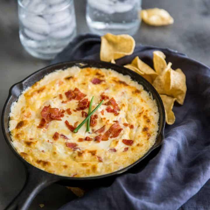 Hot Gouda Shrimp Dip Recipe