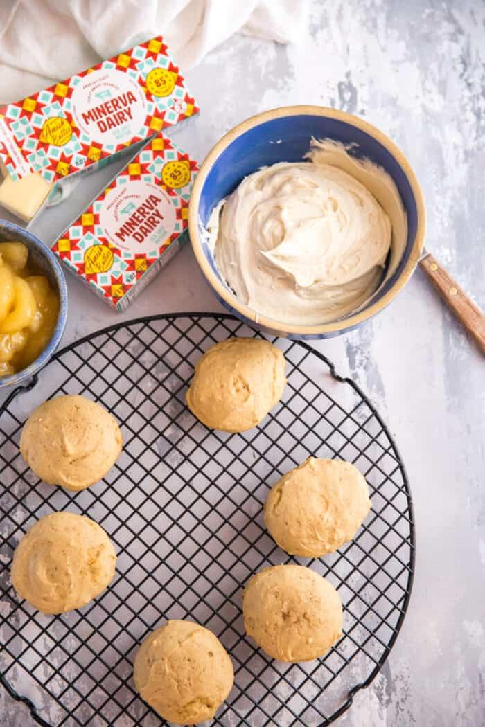 baked whoopie pies
