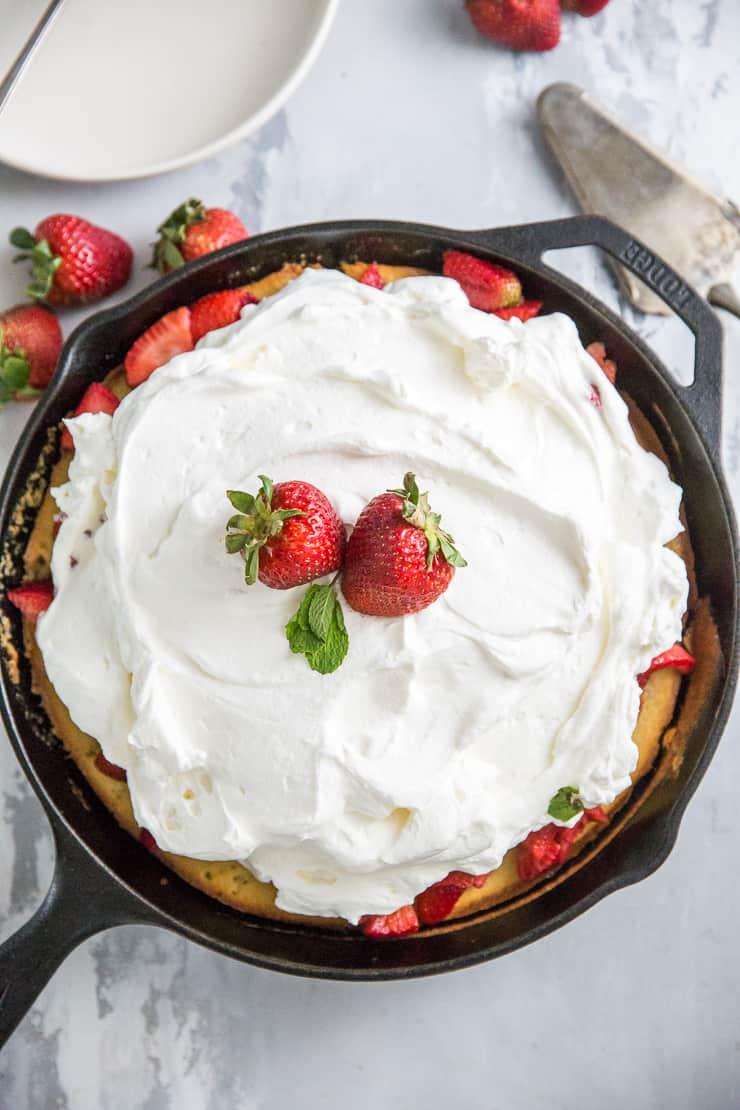 strawberry shortcake whole