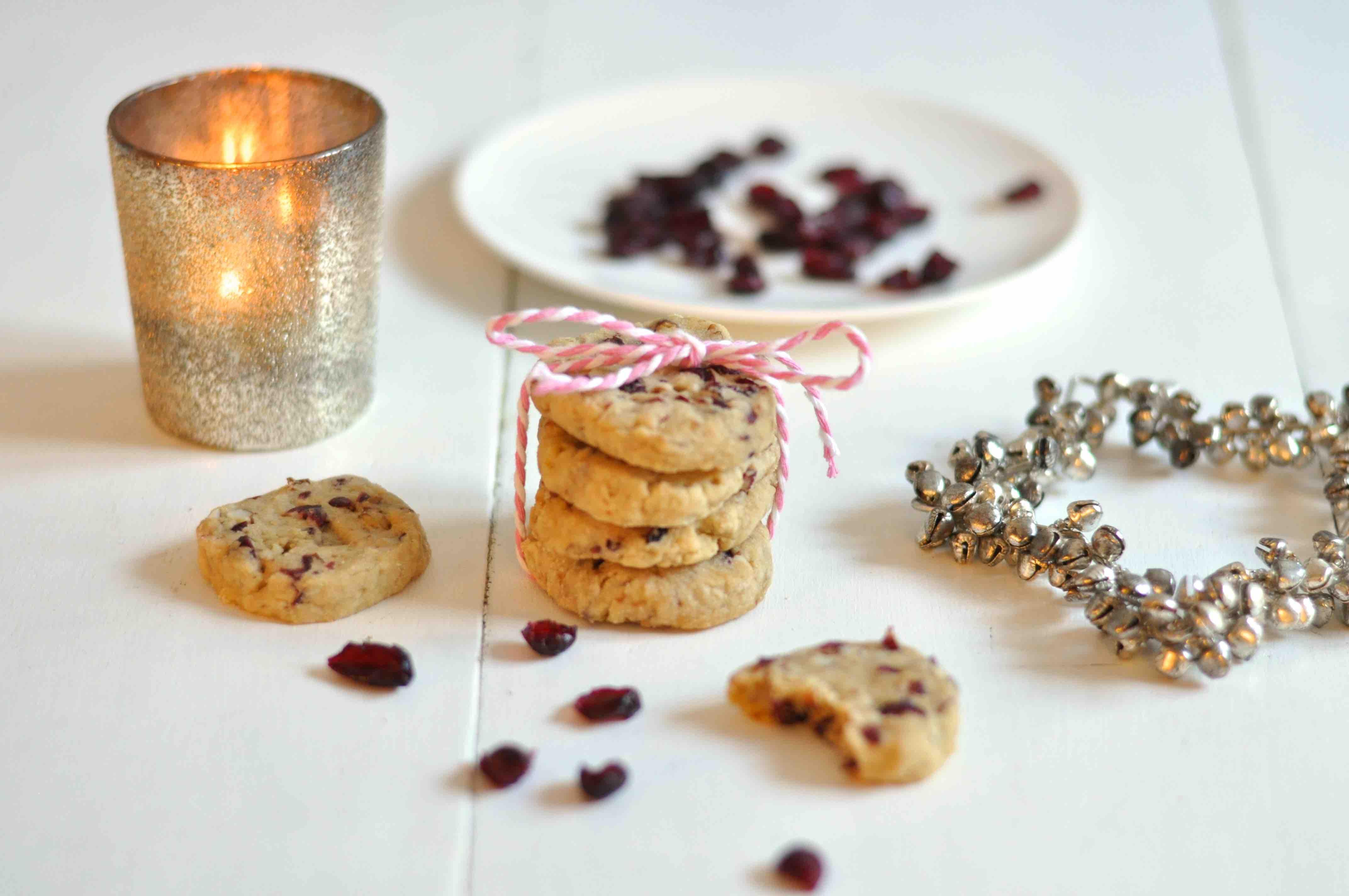 Schnelle Weihnachtskekse.Rosa Mädchen Weihnachtskekse Und Warum Cranberries So Gut Für Uns