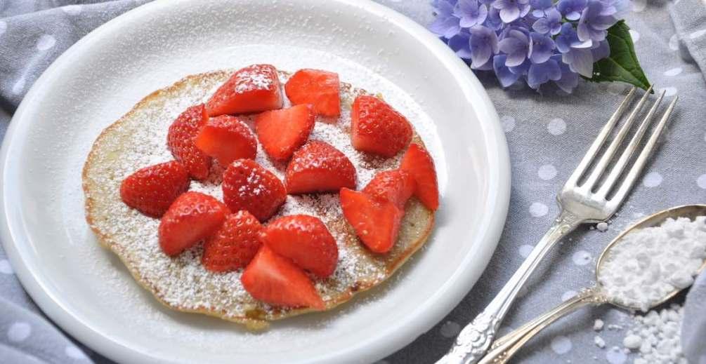 gesunde Pfannkuchen