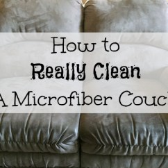 Easy To Clean Sofa Material Turn Your Into A Bed Cleaning Tip Tuesday Microfiber Couch Lemons Lavender