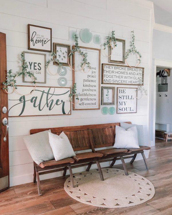 Farmhouse Master Bedroom Inspiration - Lemons Lavender & Laundry