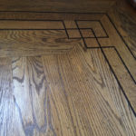 Refinishing Thin Hardwood Floors - lemonthistle.com