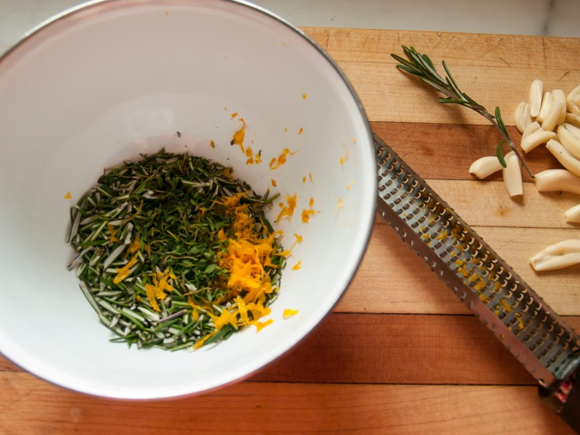 7Lemon Herb Roast Chicken blogHerb Chicken-3lemon thyme and ginger