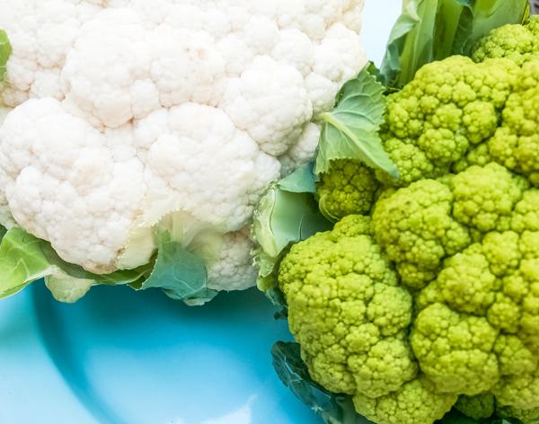 Safron Cauliflower Risotto reicpe