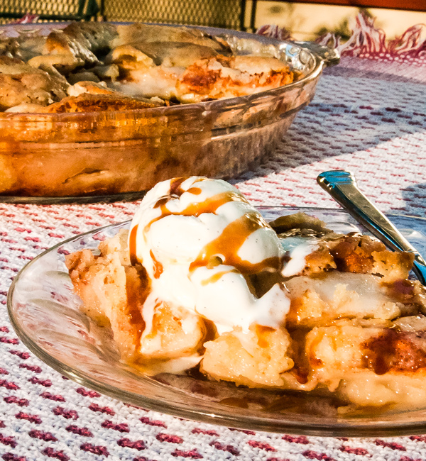 Swedish Apple Pie and Stuart's Fruit Farm - Lemon Thyme ...