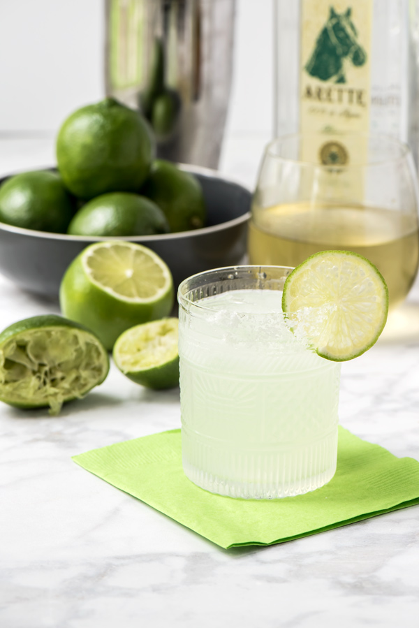 Taste of Mexico: Classic Margarita reicp