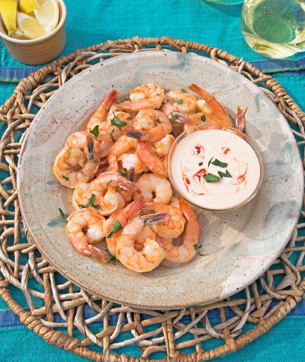 Roasted Shrimp Cocktail recipe
