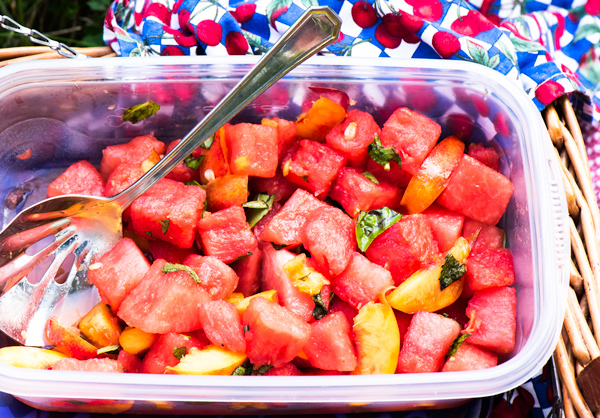 Easy Picnic Food Ideas with recipes