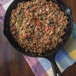 Sweet and Savory Beef Empanadas, recipe.