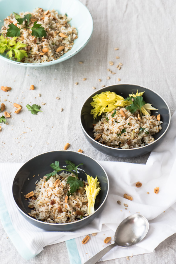 Quick and Crunchy Jasmine Rice, a recipe