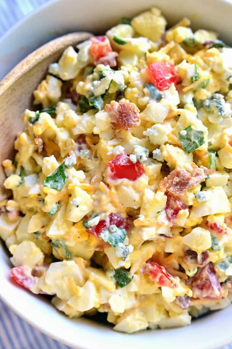 Egg Salad Recipe  Dishmaps