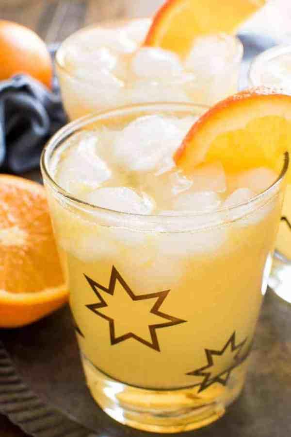 Ginger Orange Vodka Press Lemon Tree Dwelling