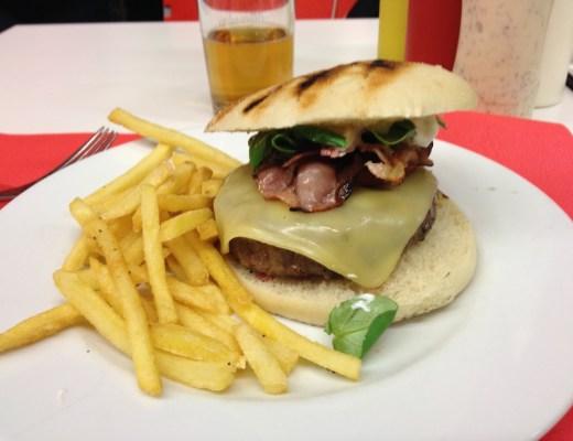 Tate´s Burger