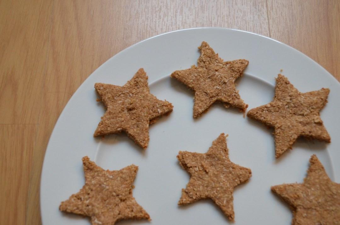 galletas de jengibre sanas