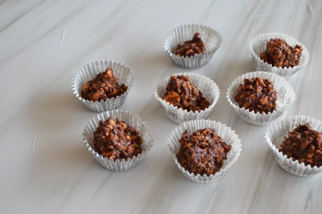 Ferrero Rocher veganos y saludables
