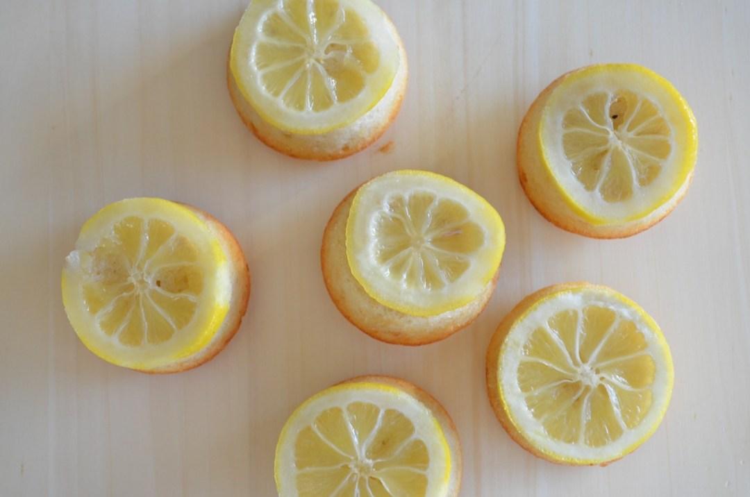 Juego de Tronos - Pastelitos de limón de Sansa Stark