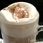 Irish Cream Cappuccino with Kahlua Cream