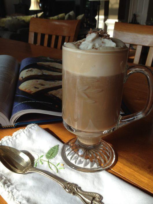 Irish Cream Cappuccino