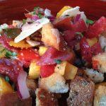 Heirloom Tomato & Bread Salad