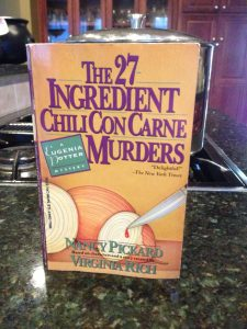 27 Ingredient Chili Con Carne Murders