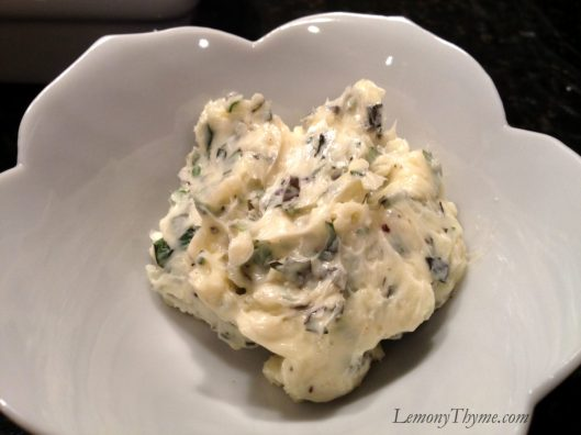 Basil Herb Butter