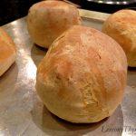 Bread Machine Bread Bowls