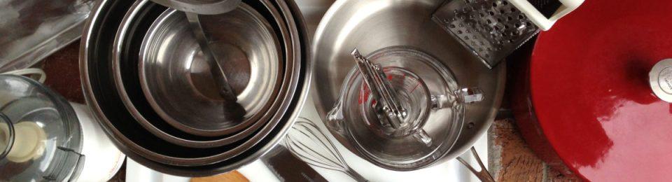 Top 12 Cooking Essentials