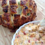 Cheesy Garlic & Herb Pull-Apart Bread