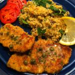 Turkey Piccata
