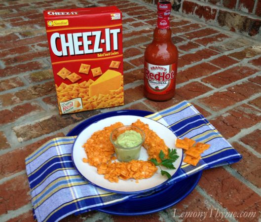 Cheez It Chicken Strips Baked Chicken Tenders Recipe Trisha