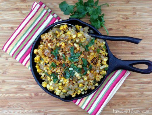 Southwest Skillet Corn