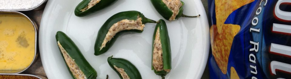Cool Ranch Jalapeno Poppers