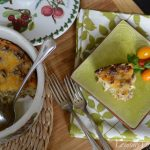 Easy Cheesy Breakfast Casserole