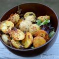 Parmesan Herb Roasted Potatoes