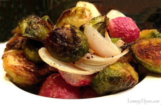 Roasted Spring Vegetables2